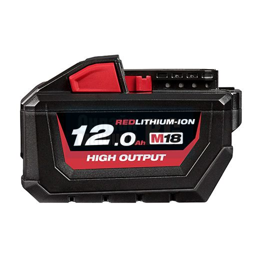 Акумулаторна батерия Milwaukee M18HB12/ 18 V, Li-Ion, 12.0 Ah/