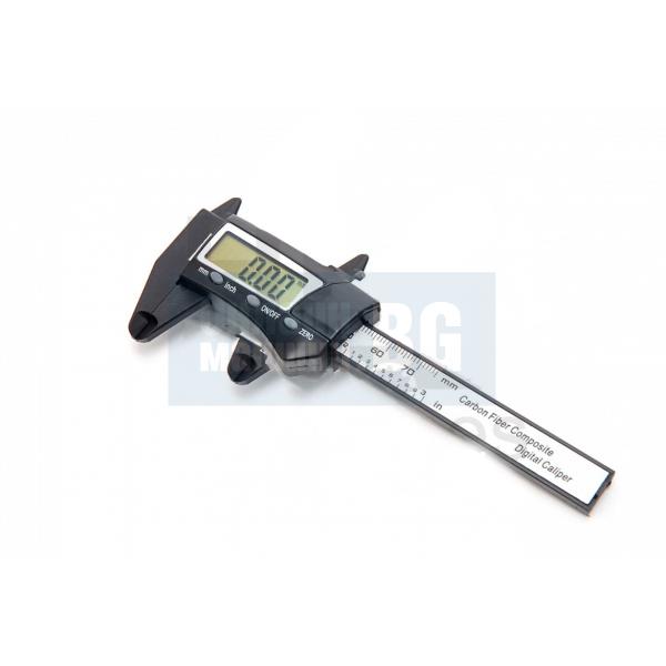 Дигитален шублер HBM 3066 /75 mm/