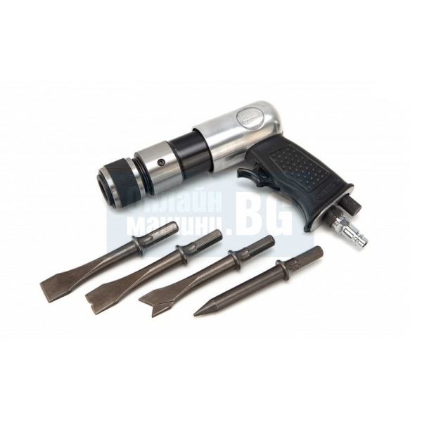 Комплект чук пневматичен къртач HBM 0084 / 6 bar, 300 l/ min/