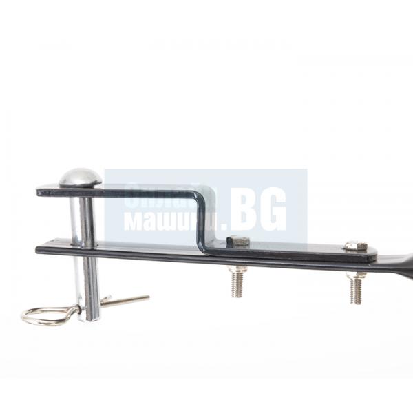 Прикачна тороразпръсквачка Hecht 260 / 60 l, 11.6 kg /