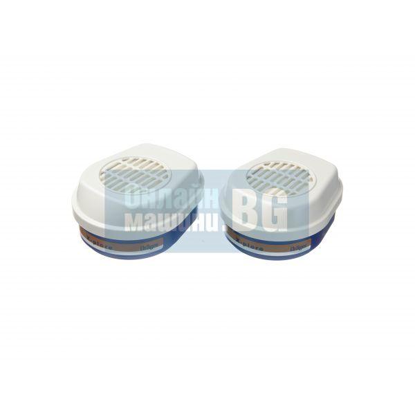 Комбиниран филтър Dräger X-plore® Bayonet Filters A2B2 P3 / 1 чифта /