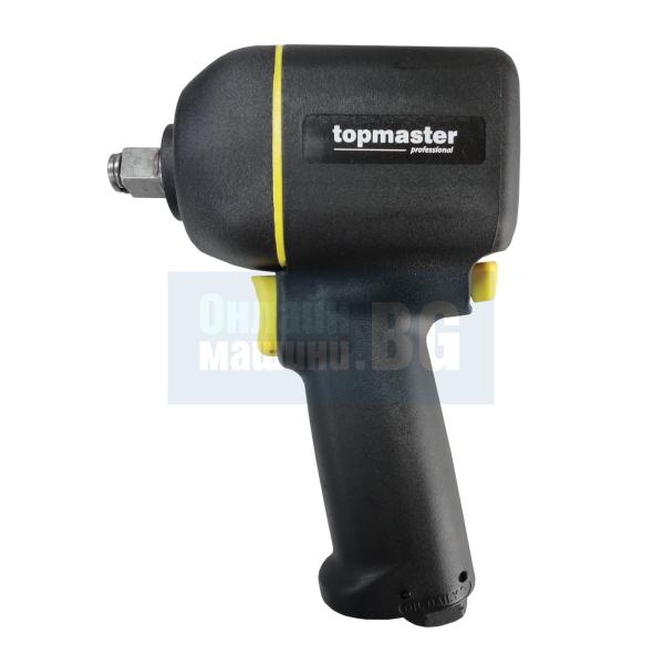 Пневматичен ударен гайковерт Topmaster 66 / 1/2'', 1100 Nm /