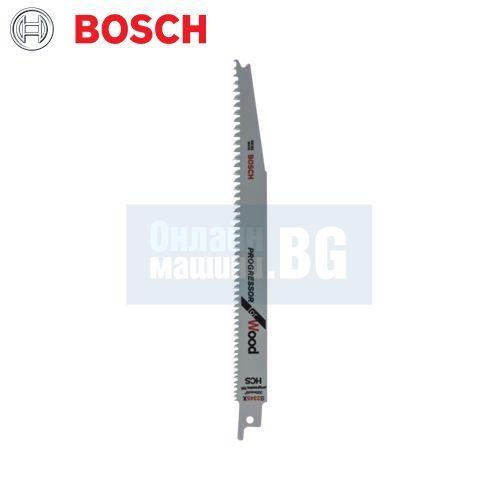 Нож за саблен трион Bosch S2345X HCS WOOD P