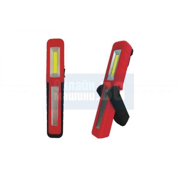Акумулаторна COB LED работна лампа 40103/ 1x 14500 600 mAh /