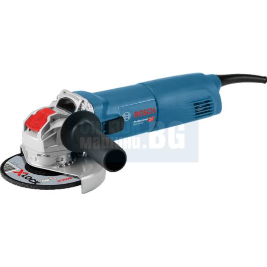 Ъглошлайф Bosch X-LOCK GWX 14-125 Professional / 1400 W, 125 mm /