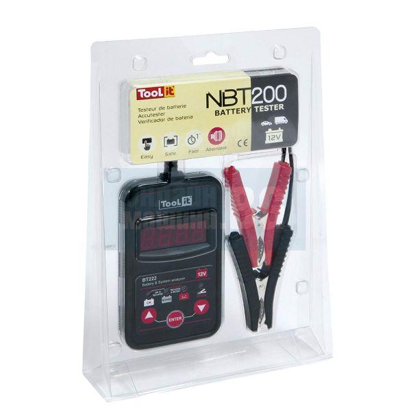 Тестер за акумулатор GYS NBT200 /12 V /