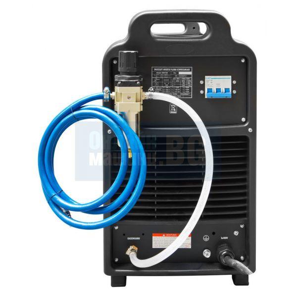 Инверторен апарат за плазмено рязане Holzmann DIPA100  / 20-100 A /