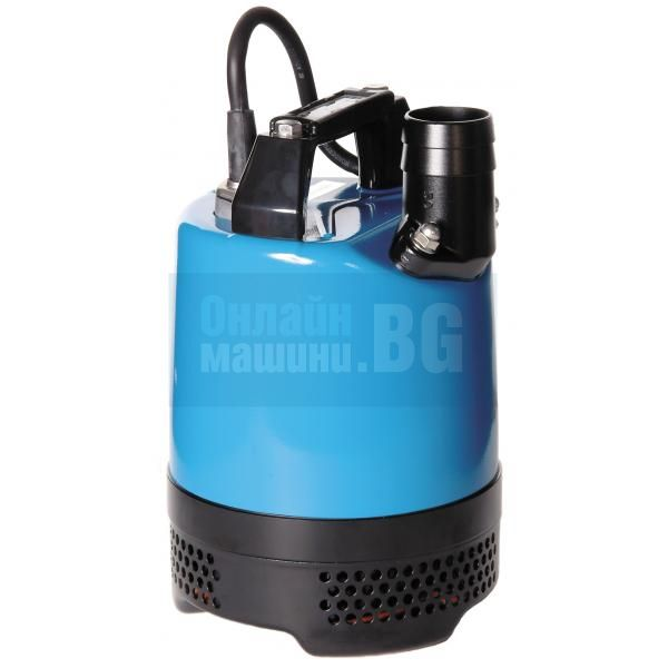 Потопяема дренажна помпа за песъчлива вода Tsurumi LB - 480 / 0.48 kW, напор 11 метра /