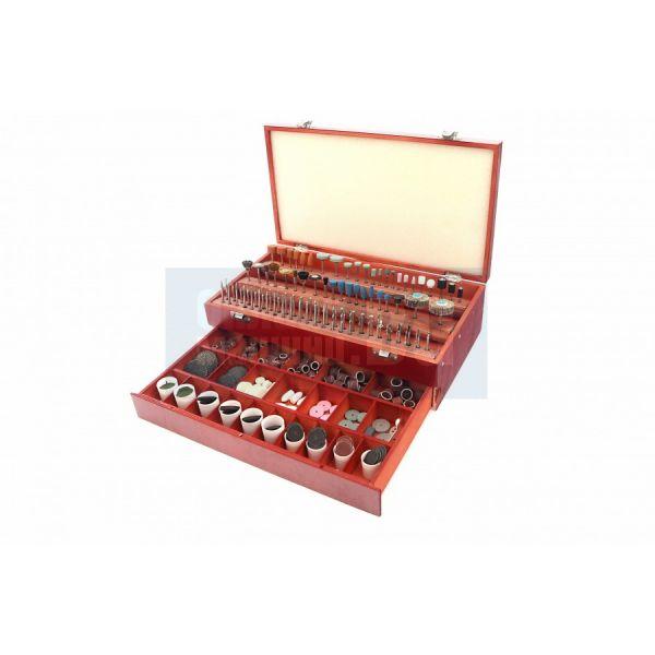 Комплект аксесоари HBM  500 / за прави шлайф машини,  3.2 mm,   500 бр.    дървена кутия/