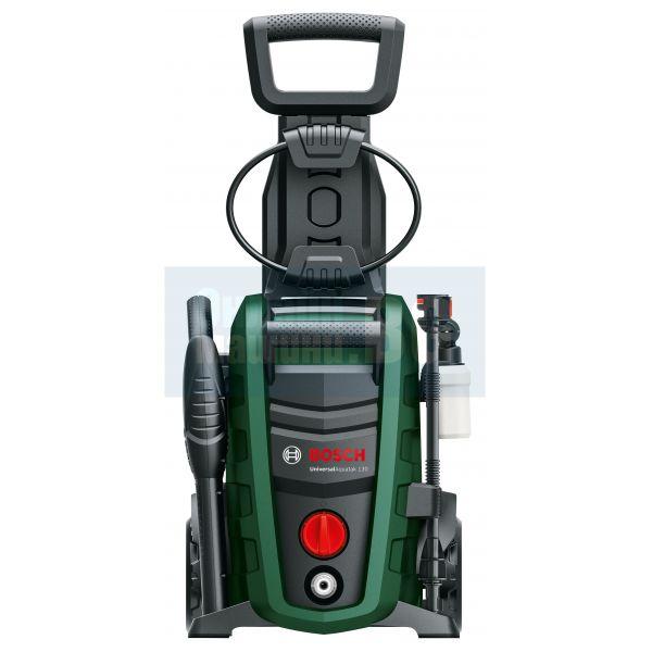 Водоструйка  Bosch UniversalAquatak 130 + Kit 1 / 1.7 KW,    130 Bar.    380 l/min/