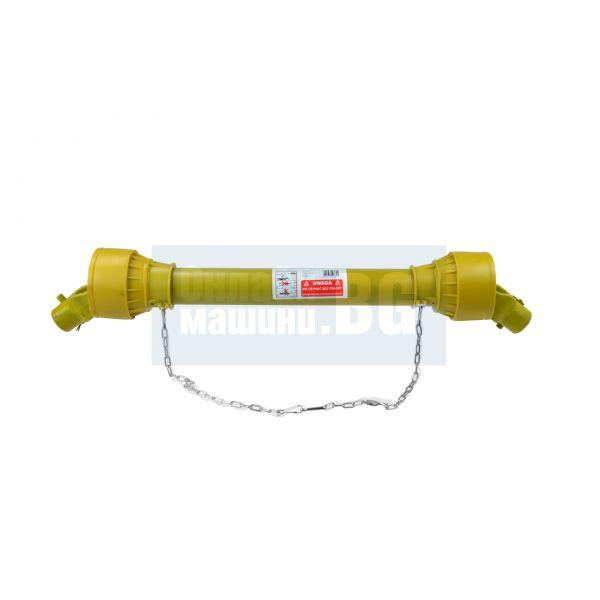 Карданен вал за селскостопанска техника 900 мм GEKO G72304 (T-образна тръба)