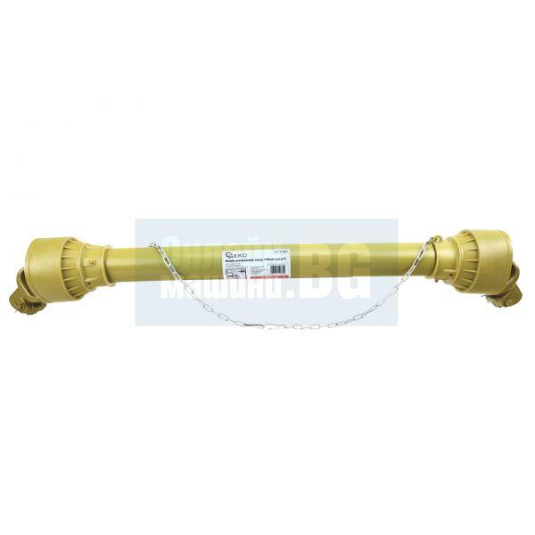 Карданен вал за селскостопанска техника 1100 мм GEKO G72305 (T-образна тръба)