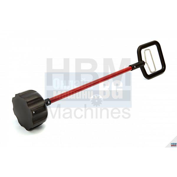 Магнитен инструмент HBM 3946 за събиране и носене на  метални елементи ( до 9 кг, 770 мм)