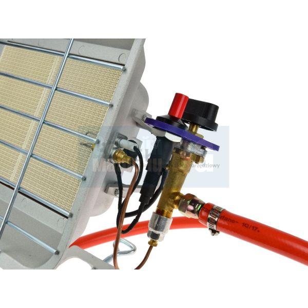 Газова отоплителна пита с пиезо Geko G80531 /2300 - 4600W/