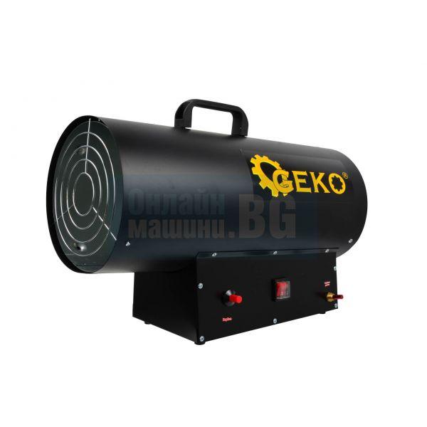 Газов отоплител Geko G80417 /40 kW/