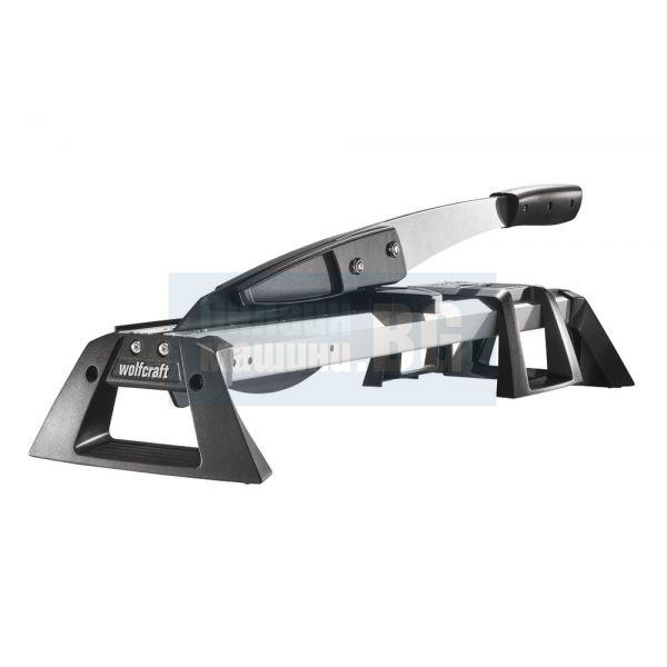 Машина за рязане на ламинат Wolfcraft VLC 800 /до 465 х 11 мм, винил 465 х 6 мм/