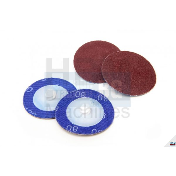 Диск за шлифоване с велкро HBM 2546 / 50 мм K60 /
