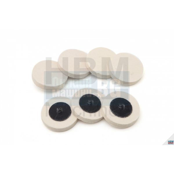 Шлифовъчен диск HBM 03242 / 50 мм /