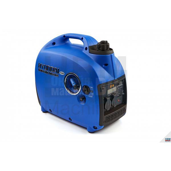 Инверторен бензинов генератор Hyundai HY2000Si / 2000 W /