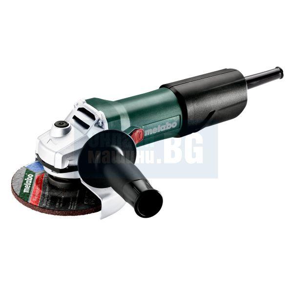 Ъглошлайф с регулиране на оборотите METABO WEV  850-125 / 850 W, Ø125 мм /