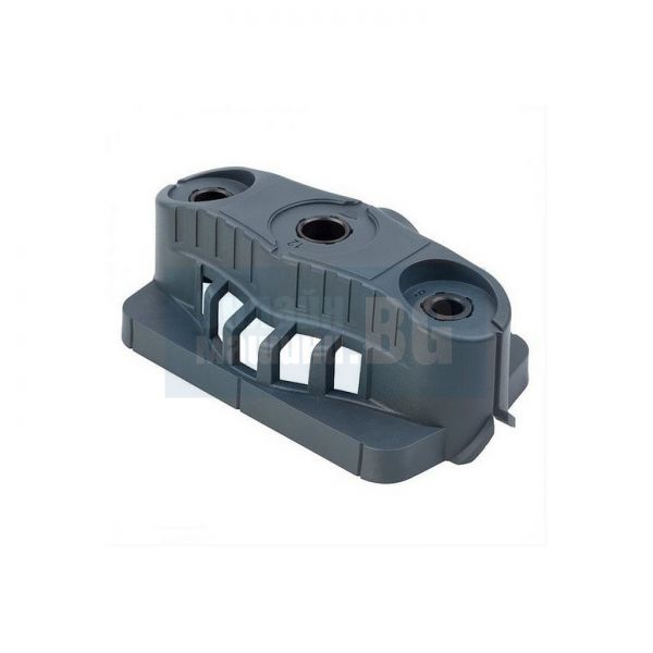 Шаблон за отвори Wolfcraft  ф 8, 10 и 12 мм