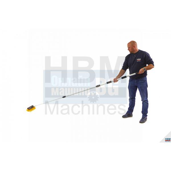 Телескопична четка за миене с вода HBM 9460 / 300 см /