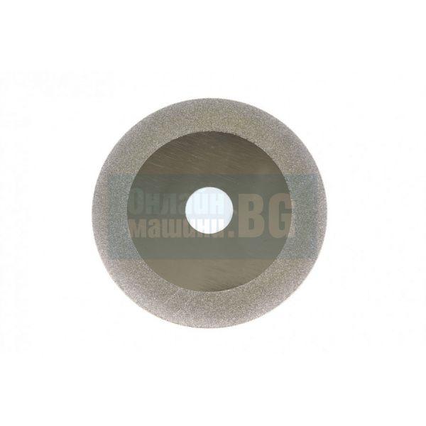 Резервен заточващ диск за заточваща машина HBM Widia / 105 x 10 х 7 mm /