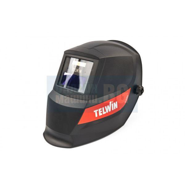 Заваръчен фотосоларен шлем Telwin Lion /DIN 3 - 11/