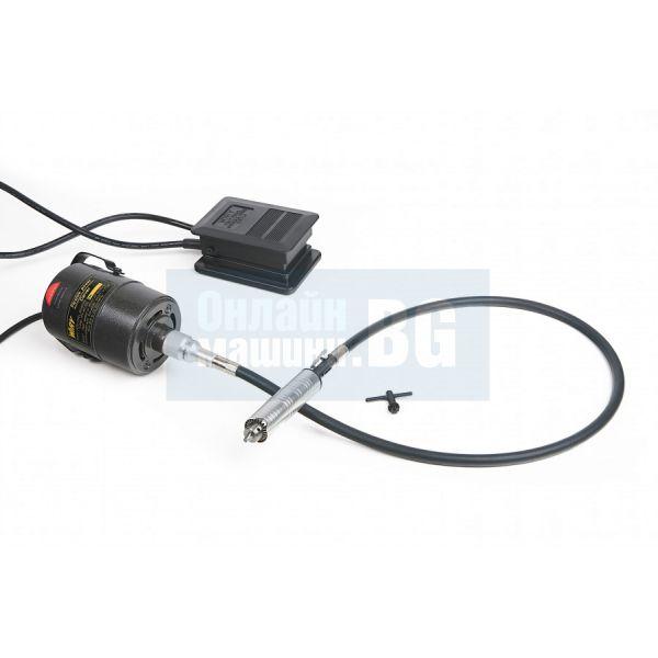 Гъвкав вал за пробиване и шлайфане HBM 00379 / 190 W, 500 - 22000 оборота, ф 0-4 мм /
