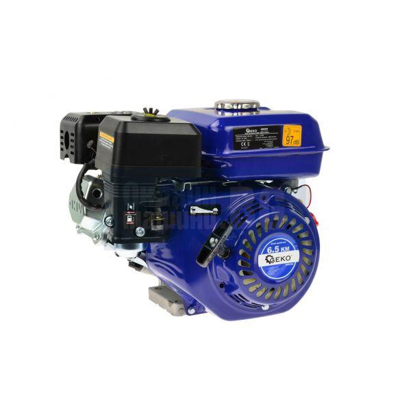Двигател бензинов GЕКО G80252  /196 куб.см, 3600 об/мин, 6.5 к.с./