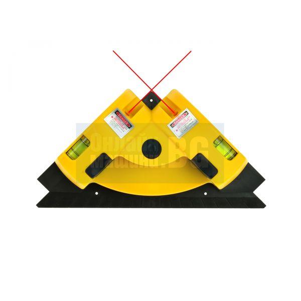 Лазерен нивелир за плочки GEKO G03315