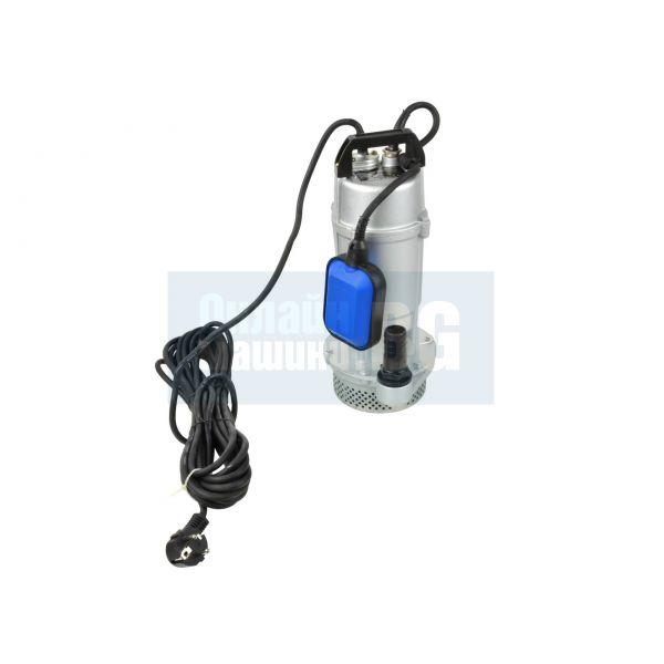 Потопяема помпа за мръсна вода с поплавък QDX3-0.37 GEKO G81405 /16м, 6000 l/h/