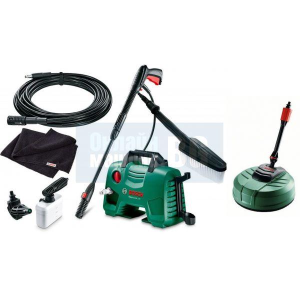 Водоструйка Bosch EasyAquatak 120 /1500 W, 120 bar, 350 л/час/ комплект