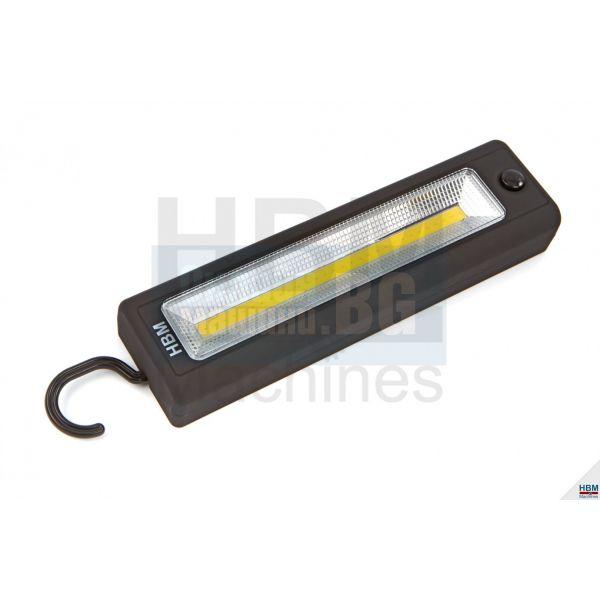 Работна лампа LED HBM 8840, 220 lumen