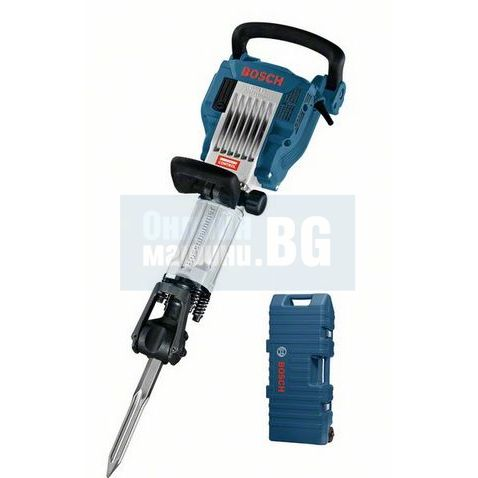 Kъртач SDS-plus Bosch GSH 16-28 /1750 W, 41 J, куфар, шило/