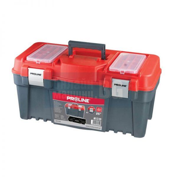 Куфар за инструменти Proline, 550 x 267 x 270 мм