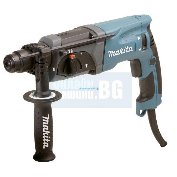 Електрически перфоратор 24mm SDS Makita HR2470 /780 W/