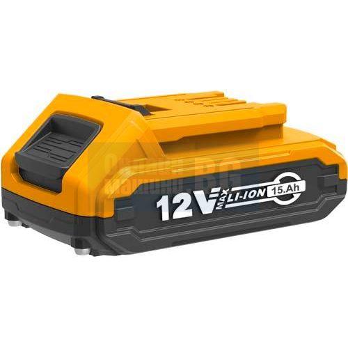 Литиево-йонна батерия INGCO FBLI12151, 12 V, 1.5 Ah