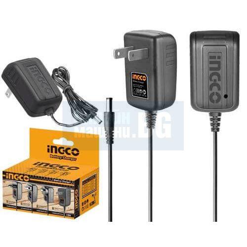 Зарядно устройство INGCO FCLI12081, 100-240 V, 50/60 Hz