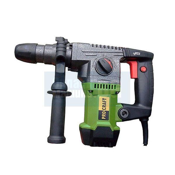 Електрически перфоратор Procraft BH1700, 1700 W, 4 J