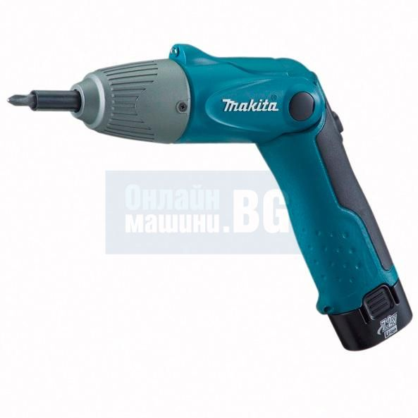 Отвертка/винтоверт акумулаторна Makita DF011DS /7.2 V/