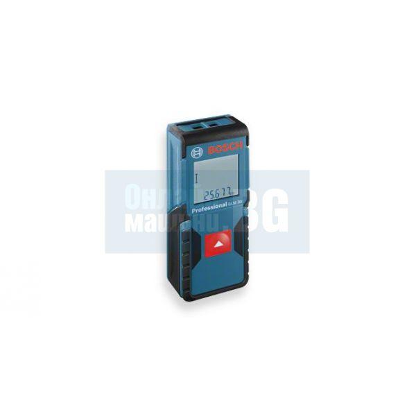 Лазерна ролетка Bosch GLM 30 Professional /30 метра/