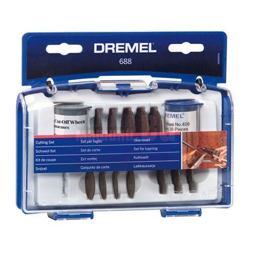 Комплект за рязане DREMEL 688 /68 диска/