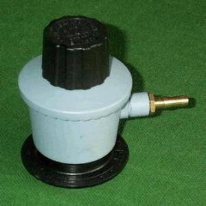 Редуцир вентил за пропан-бутан за високо налягане с кран Jumbo